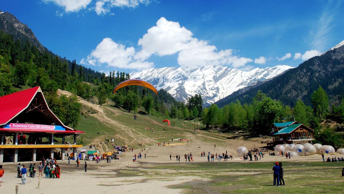 Places to Visit in Summer in India - Manali